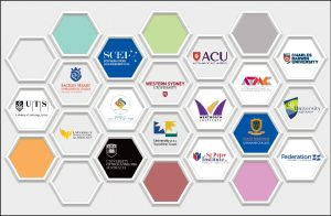 Australian Universities and colleges