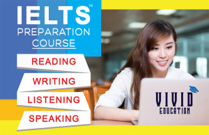 IELTS Preparation at Vivid Education