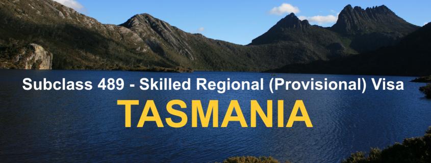 489 visa tasmania