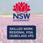NSW 491 visa